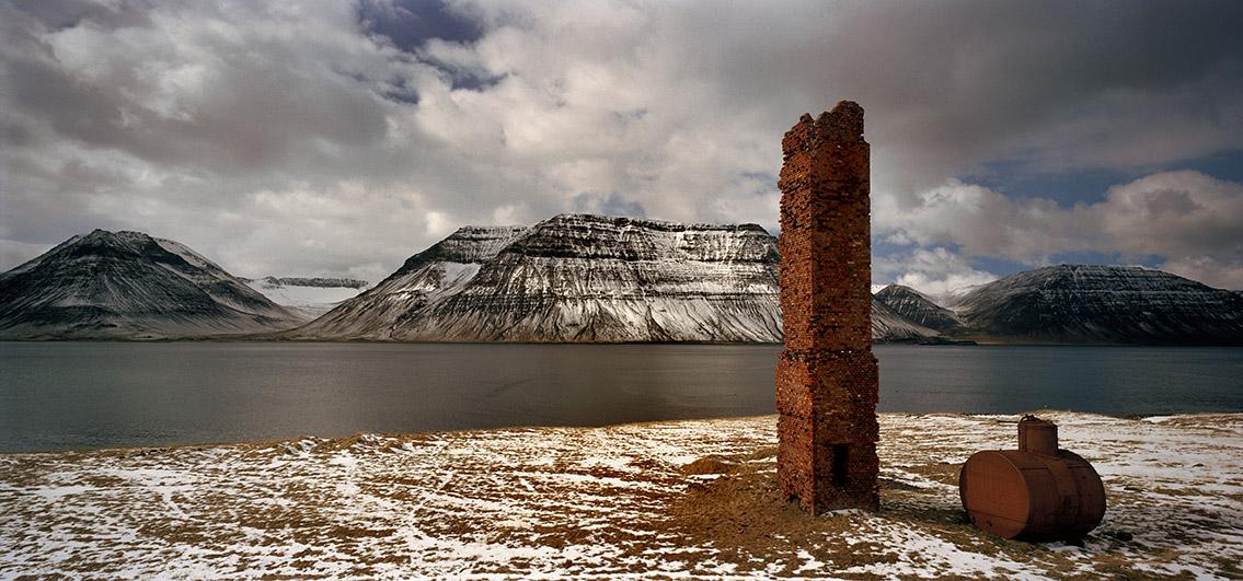 Chimney, Iceland