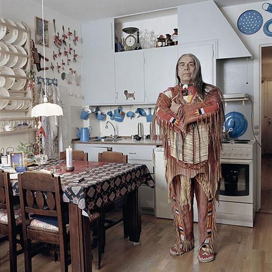 En indianer i København